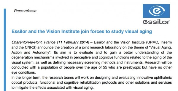 Essilor_Press_release_Joint_research_laboratory_11February2014